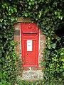 GR postbox, Sladbrook - geograph.org.uk - 934112.jpg