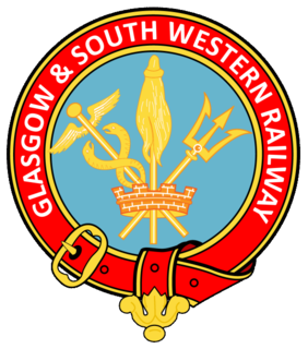 Glasgow and South Western Railway British pre-grouping railway company