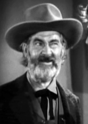 "George ""Gabby"" Hayes - Hayes in The Carson City Kid, 1940"
