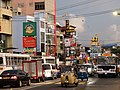 Galle Road at Sunset - Mt. Lavinia - Colombo - Sri Lanka (14003898522).jpg