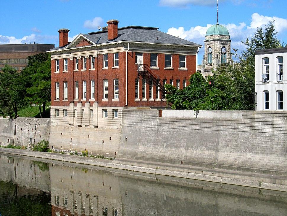 Galt Public Library Cambridge Ontario 2012