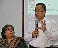 Ganga Singh Rautela Addressing - Inaugural Function - Digital Engagement of Museums - National Workshop - NCSM - Kolkata 2014-09-22 7079.JPG