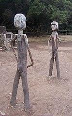 Gara y Jonay, protagonistas de una leyenda guanche