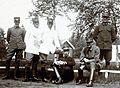 Gardermoen 1912, Vidkun Quisling lengst til venstre..jpg