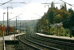 Differdange railway station