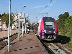 Gare de Viarmes