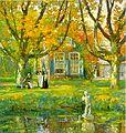 Gari Melchers My Garden 1900-03.jpg