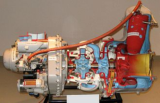 Homer J. Wood - Garrett AiResearch GTC85 auxiliary power unit