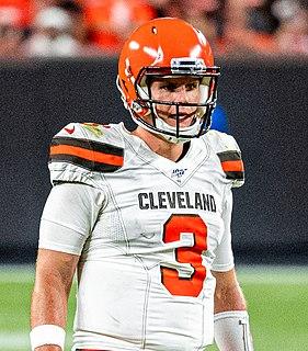 Garrett Gilbert American football quarterback