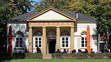 Gartenhaus im nordpark wikipedia - Gartenhaus bielefeld ...