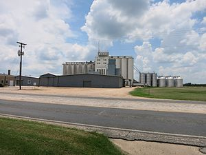 Garwood, Texas - Image: Garwood TX Silo