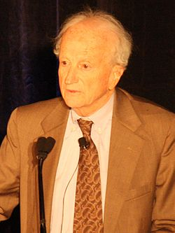 Gary Becker speaking in Chicago, May 24, 2008