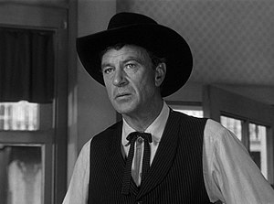 Cropped screenshot of Gary Cooper from the tra...