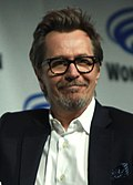 Gary Oldman at the 2017 Toronto International Film Festival.