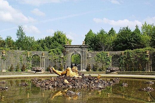 Paleis Van Versailles Tuin.Vijvers In De Tuin Van Versailles Wikiwand