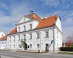 Municipal office, former castle