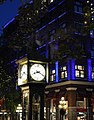 Gastown Steam Clock Night.jpg