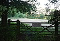 Gate to the Fairlawne Estate, Underriver House Rd - geograph.org.uk - 1373064.jpg