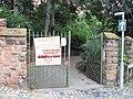 Gates at Grosvenor Park, Chester - DSC08010.JPG