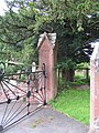 Gateway to churchyard, Alberbury - geograph.org.uk - 489227.jpg