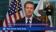 File:Gavin Newsom speaking about paid sick leave during COVID-19 pandemic.ogv