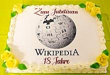Geburtstagskuchen Wikipedia