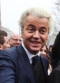 Geert Wilders tijdens een politieke campagne in Spijkenisse.jpg