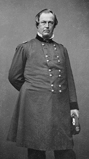 James W. Denver - General James W. Denver
