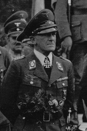 General der Fallschirmtruppe - Eugen Meindl 1941