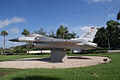 General Dynamics F-16A Fighting Falcon 81-0721 Block 15 LSide close MacDill Air Park 24July2010 (14630597565).jpg