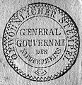 Generalgouvernement Niederrhein Siegelstempel 1815.jpg