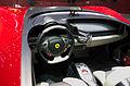 Geneva MotorShow 2013 - Pininfarina Sergio steering wheel.jpg