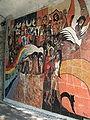 Genova-Castello D'Albertis-mosaico Terre des hommes-2.JPG