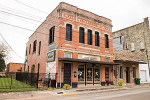 George H. Hauschild Building - Image: George Hauschild Building Victoria Texas