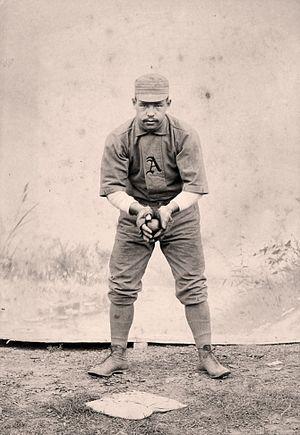 George Townsend (baseball) - Image: George Townsend Philadelphia