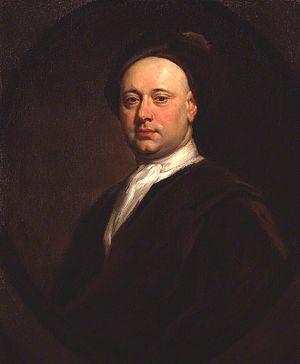 George Vertue - George Vertue by Jonathan Richardson, 1733.