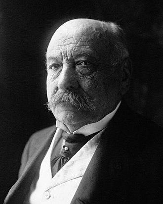 Georges Maurice Debove - Georges Maurice Debove (1913)