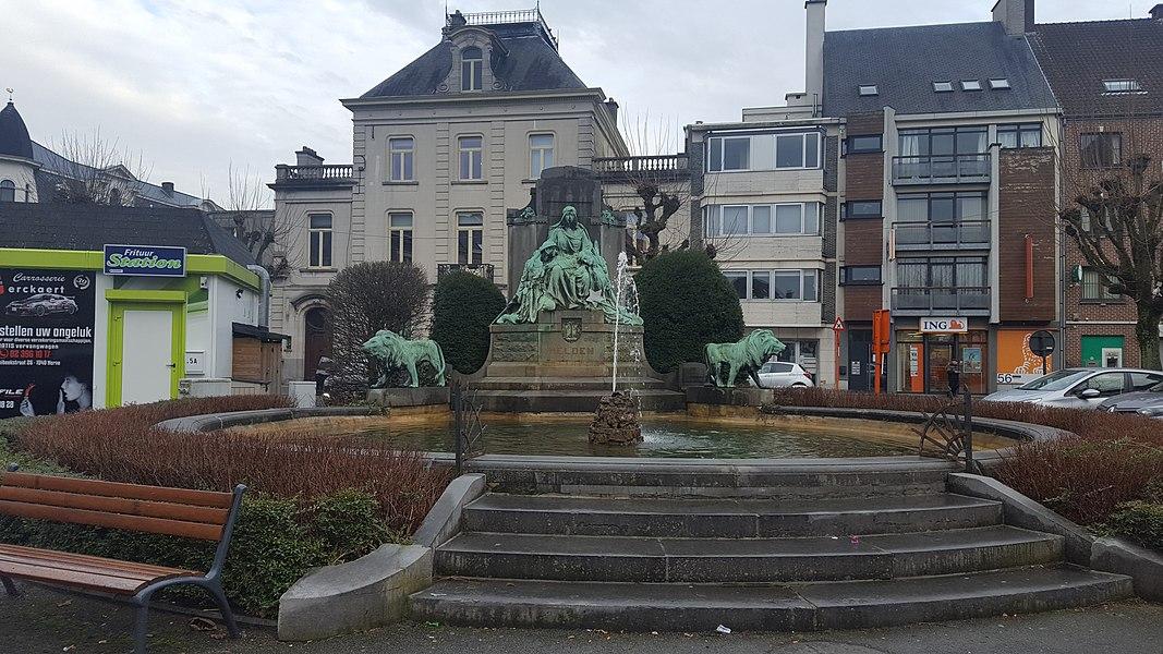 Memorial Aan onze Helden, Geraardsbergen, Belgium