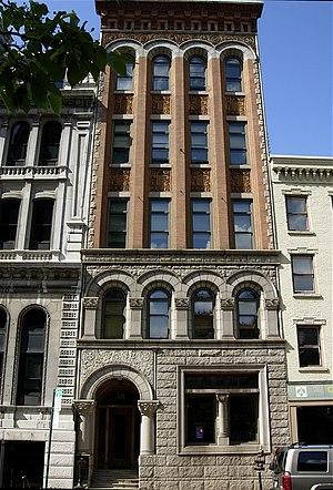 Gere Bank Building - Image: Gere Bank Building