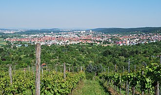Gerlingen - View of Gerlingen
