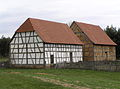 German Farm 3, Museum of American Frontier Culture.jpg