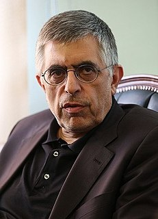 Gholamhossein Karbaschi Iranian politician