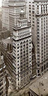 Gillender Building Office skyscraper in Manhattan, New York