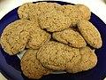 Ginger Mollasses Vegan Cookies (25950549000).jpg