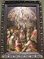 Giovan battista naldini, cristo in gloria con sante agnese ed elena, 1576 ca..JPG