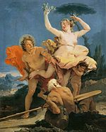 Giovanni Battista Tiepolo - Apollo and Daphne - WGA22293.jpg