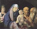 Giovanni Bellini - Die Darbringung Jesu im Tempel - 1499-1500.jpeg