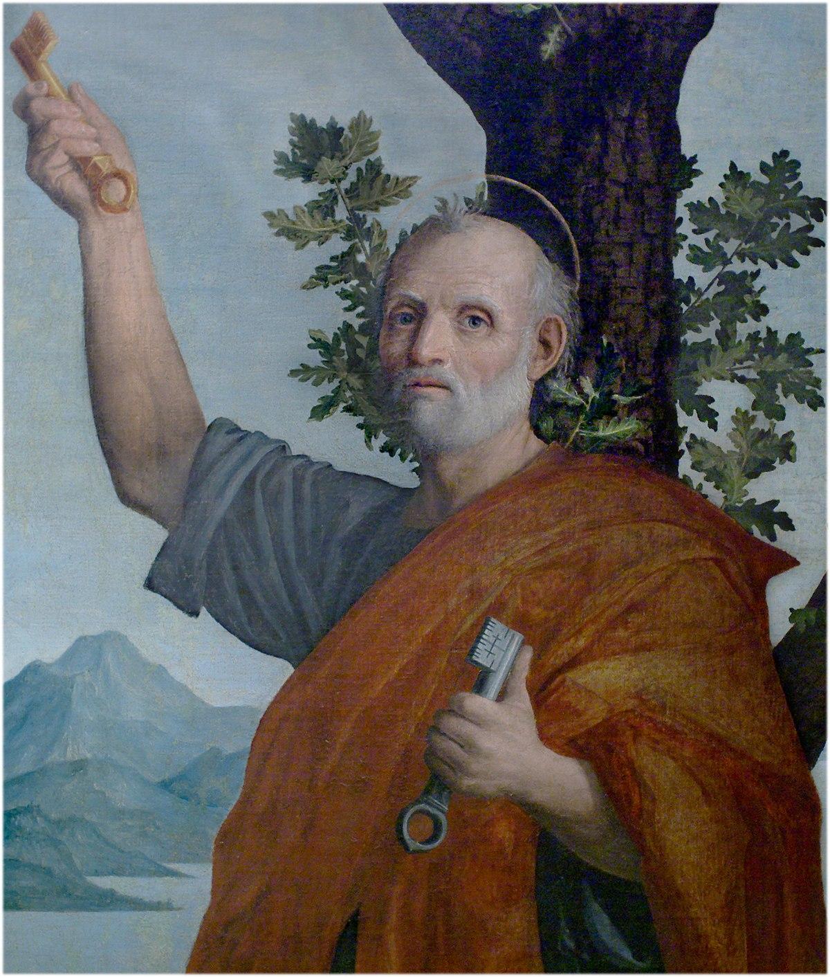 Saint Peter - Wikiquote