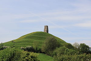 Dion Fortune - Glastonbury Tor