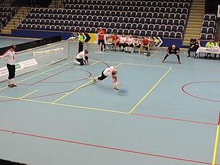 Belgium mens national goalball team
